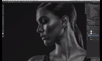 Thumbnail for Gelled Edge / Black & White Toning