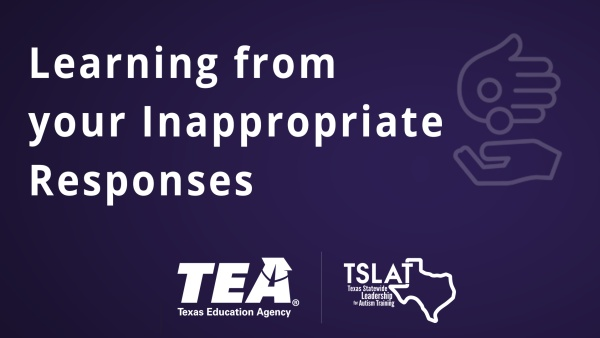 Learning from your Inappropriate Responses