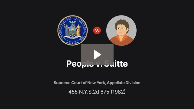 People v. Suitte