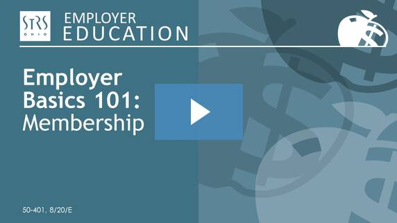 Thumbnail for the 'Employer Basics 101: Membership' video.