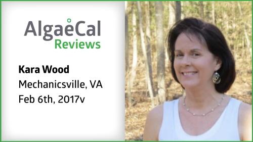 Testimonial thumbnail portrait of Kara Wood