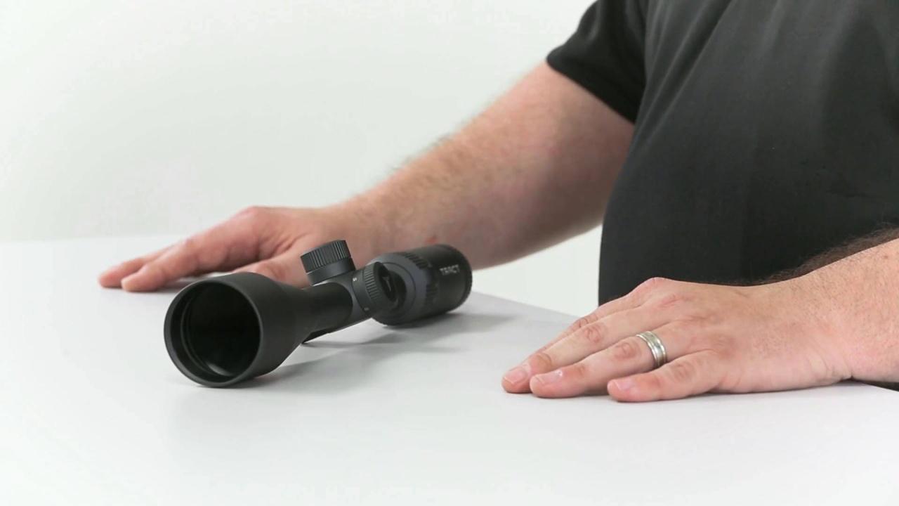 30mm vs. 1-inch Tube
