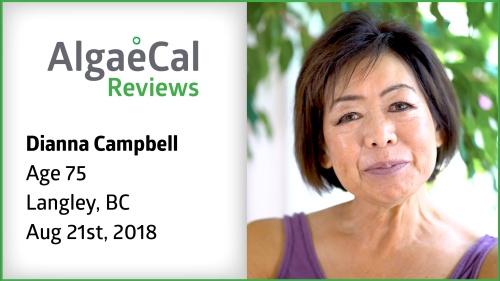 Testimonial thumbnail portrait of Dianna Campbell