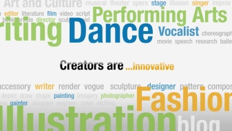 Creators are…