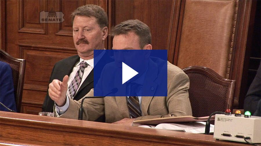 3/4/19 – Budget Hearing Q&A: Life Sciences Greenhouses / Life Sciences PA