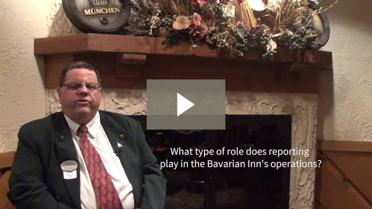 TRACK Pulse Success Story: Bavarian Inn