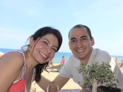 México - Sarahi e Gabriel