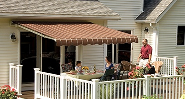 SunSetter VISTA Awnings Lateral Arm Awning