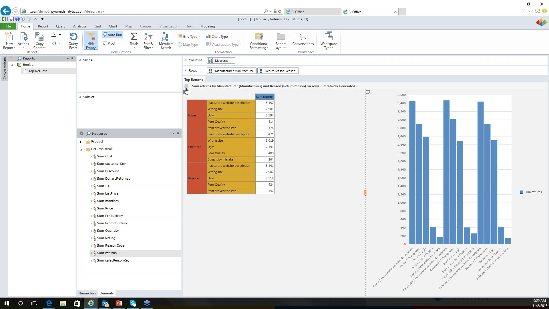 Intro to BI Office Webinar