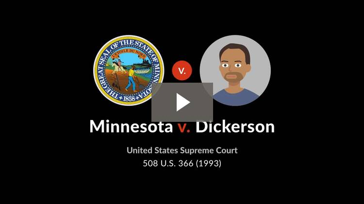 Minnesota v. Dickerson