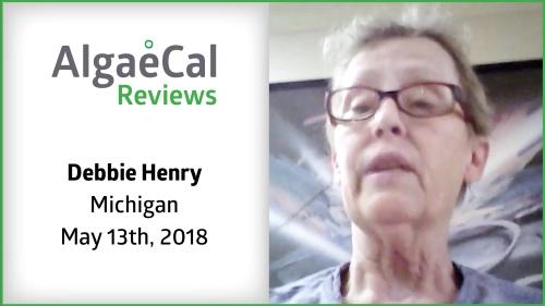 Testimonial thumbnail portrait of Debbie Henry