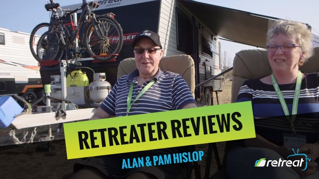 Retreater Review – Alan & Pam Hislop
