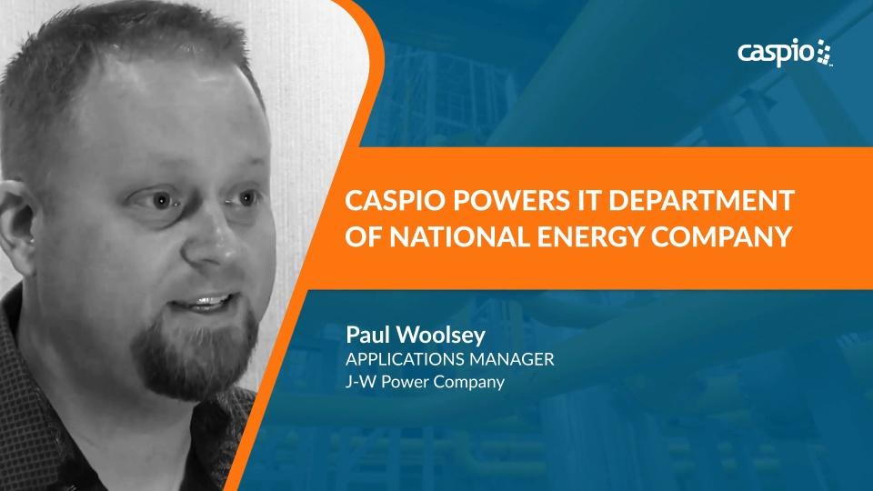 [J-W Power Company] Caspio Powers I.T. Department of National Energy Company