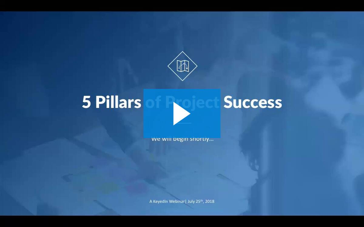 The 5 Pillars of Project Success