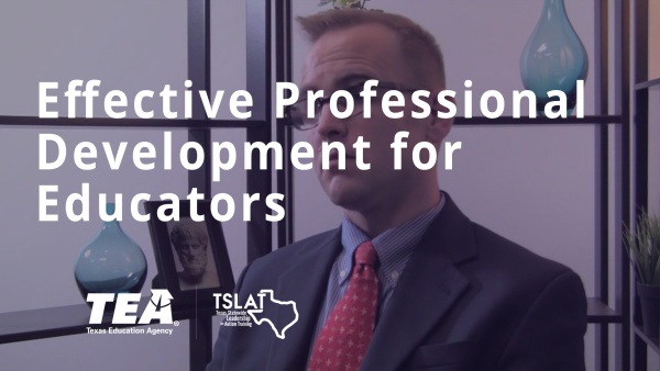 Effective Professional Development for Educators