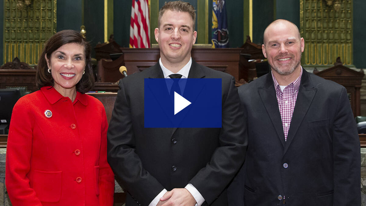 2/3/20 – Senate Guest Chaplain, Pastor Adam Bower