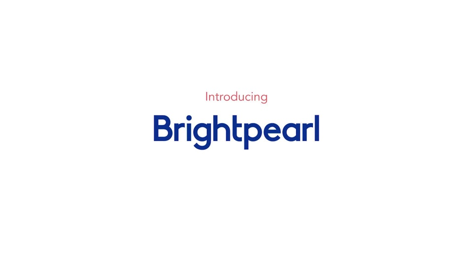 Brightpearl Overview Video
