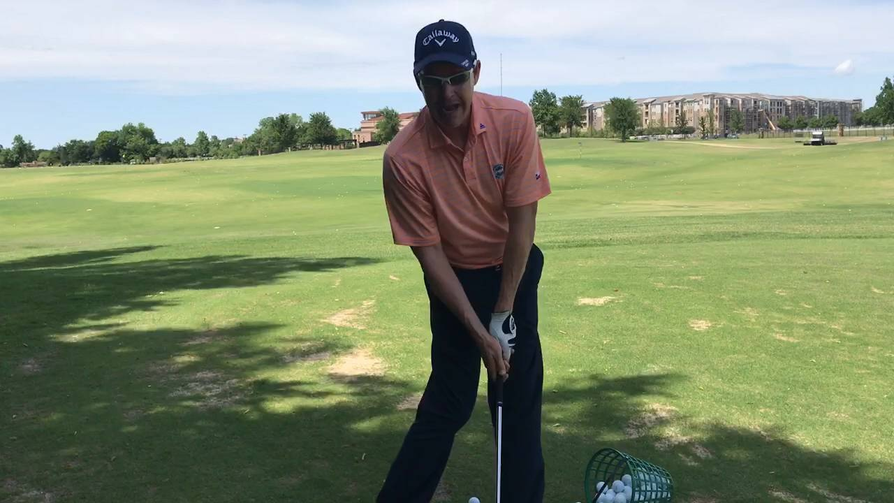 Improve Your Impact Position with This Simple Drill