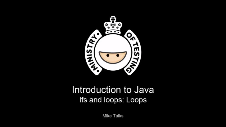 Ifs and Loops: Loops