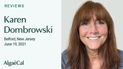 Testimonial thumbnail portrait of Karen Dombrowski