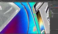 Thumbnail for Car Retouching / Car Retouching: Low Median Workflow