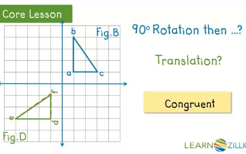 Congruence And Transformations Worksheets - congruence and ...