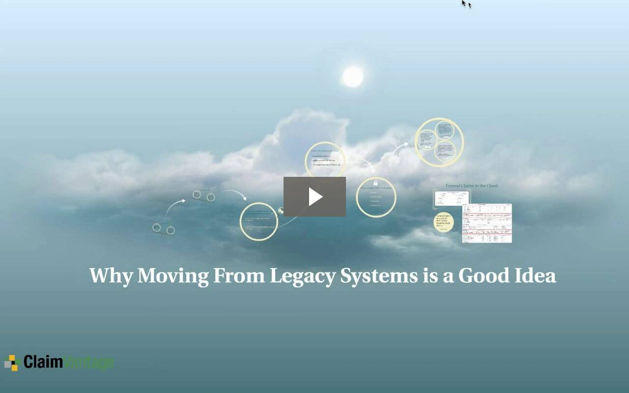 Why moving from legacy systems is a good idea