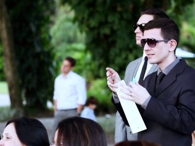 Trailer do casamento de Bia e Mark: um casal cheio de estilo