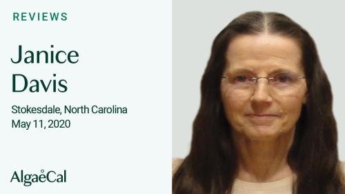 Testimonial thumbnail portrait of Janice Davis