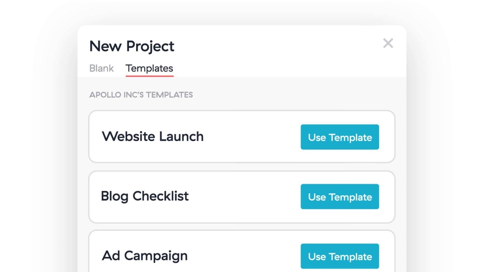 Learn About Creating Custom Project Plan Templates In Asana