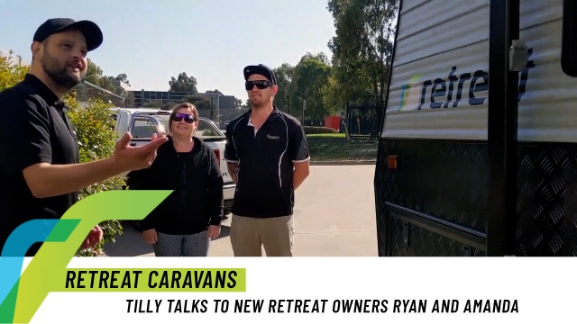 Tilly Talks to new Retreat owners Ryan and Amanda