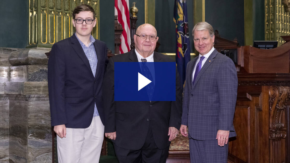 10/28/19 – Senate Guest Chaplain, Rev. Philip Sabas