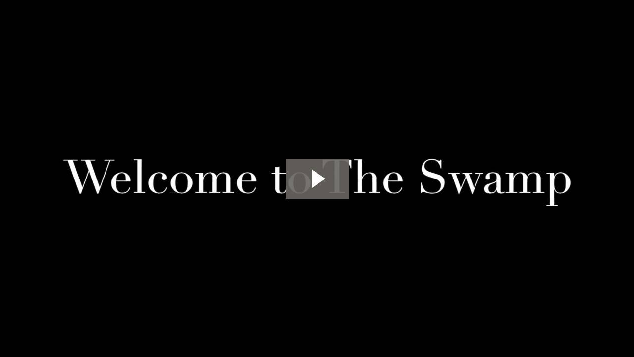New to Camp Swamp Video