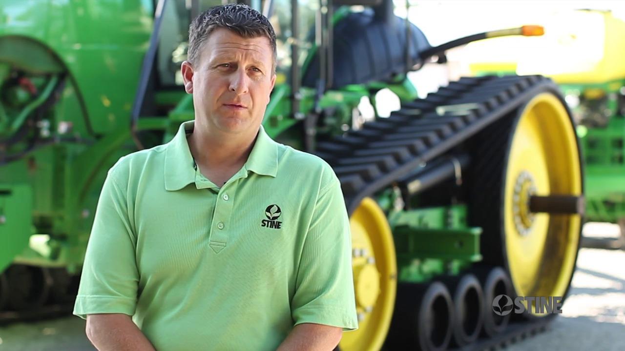 Stine HP Corn: HP Machinery