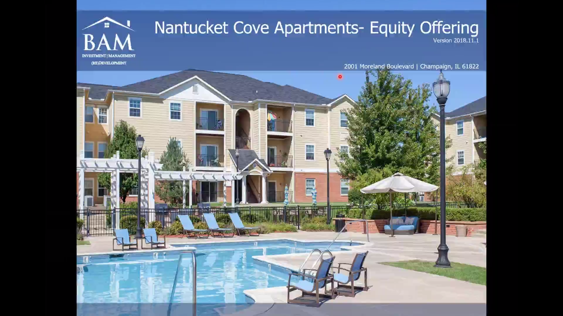 Investment Video - Nantucket Cove Apartments