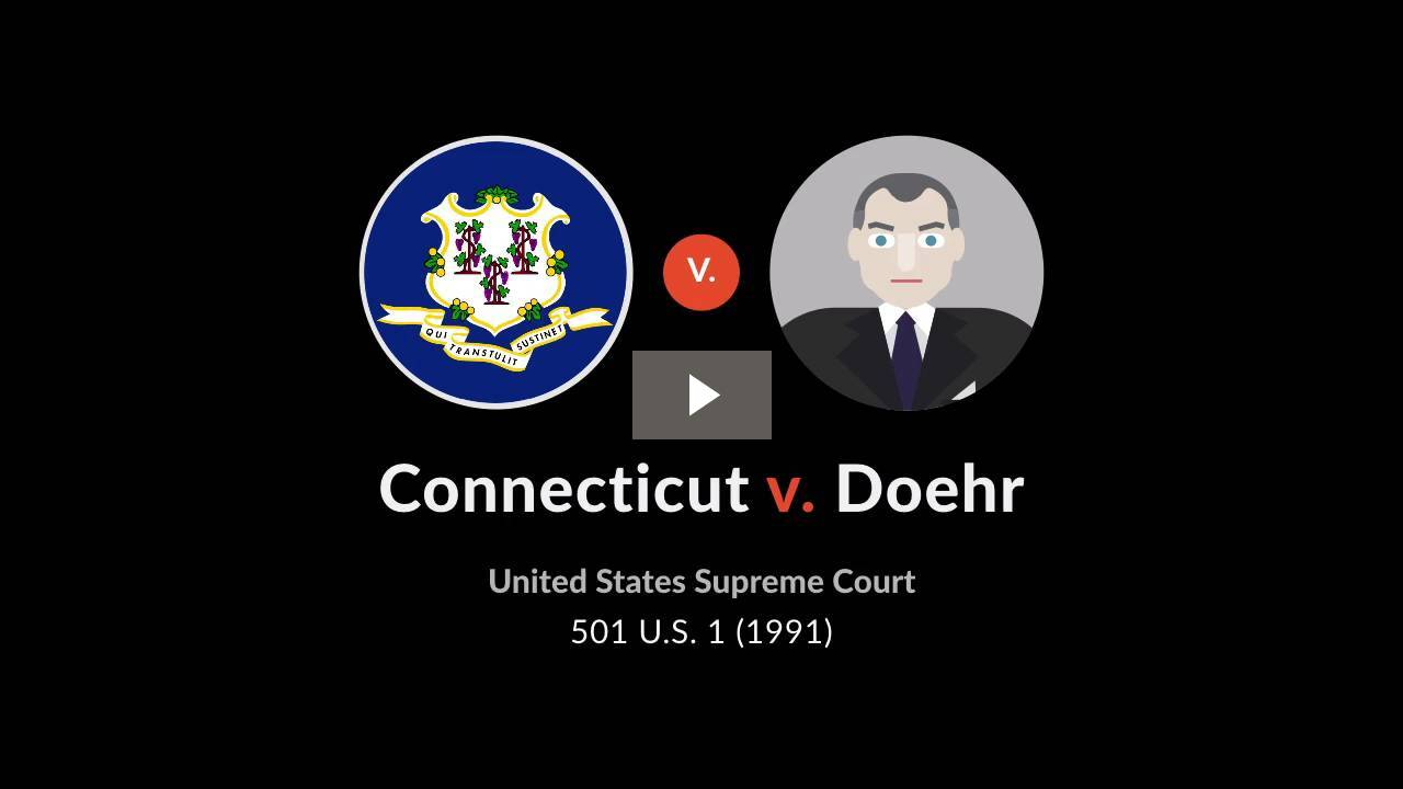Connecticut v. Doehr