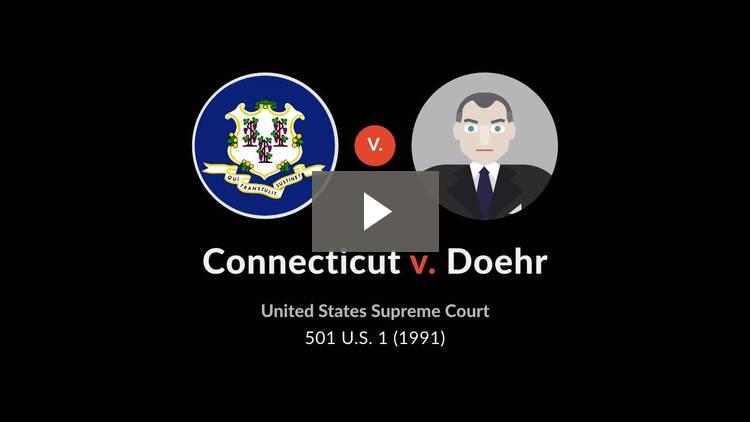Connecticut v. Doehr