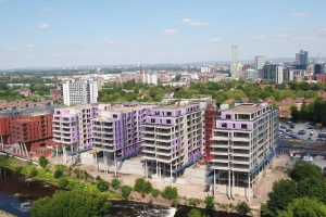 Adelphi Wharf Phases 2 & 3 - Drone Footage - July 2019