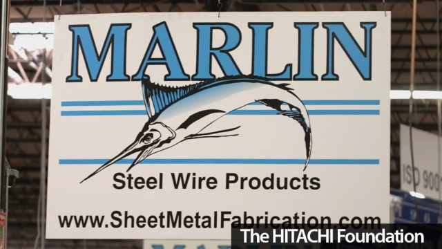 Marlin Steel Wire - From Bagels to Boeing