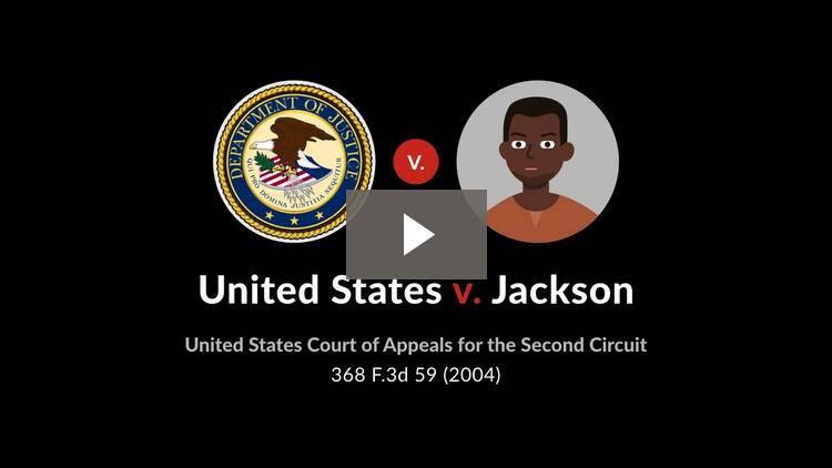 United States v. Jackson