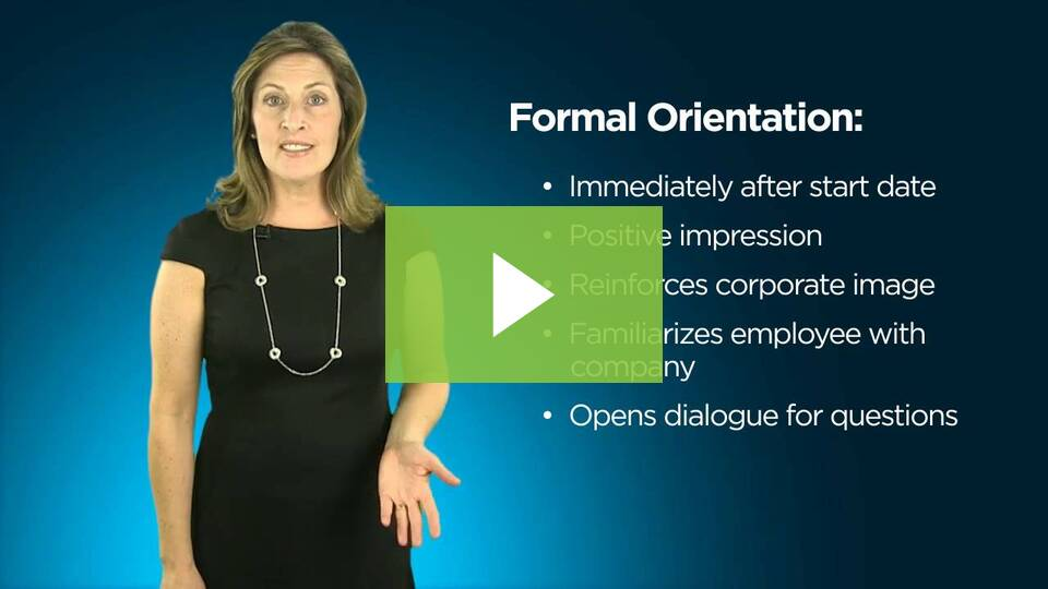 5 Must-Do's for Employee Orientation