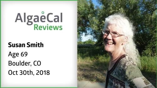 Testimonial thumbnail portrait of Susan Smith