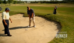 Bunkers: Fairway Bunker that is Closer to Green