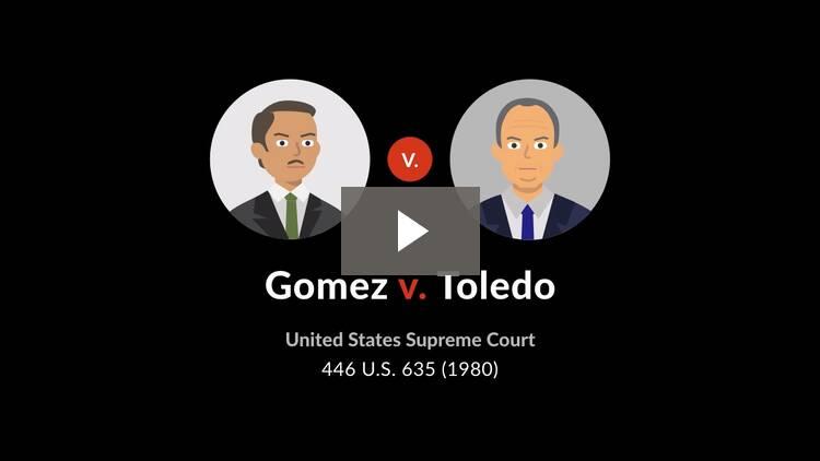 Gomez v. Toledo