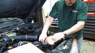 Air Filter Installation Range Rover 4.0 or 4.6, Discovery II Or Freelander
