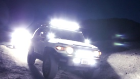 Off Road LED Light Bars - LAMPHUS ® Maverix ™ The Journey of Light