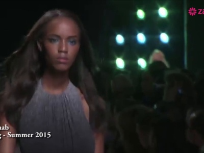 Défilé Elie Saab Printemps Eté 2015 : Fashion Week de Paris