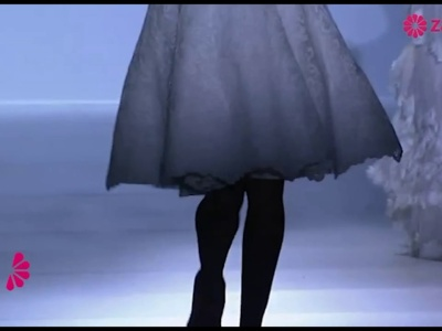 Krótkie suknie ślubne na 2014 rok