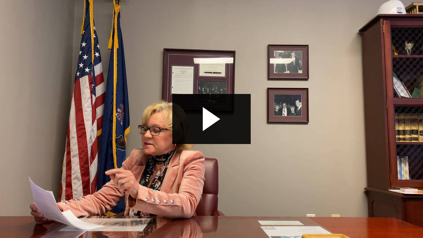 Senator Lisa Boscola Calls for a Middle Ground to Re-opening Businesses in PA :: April 15, 2020