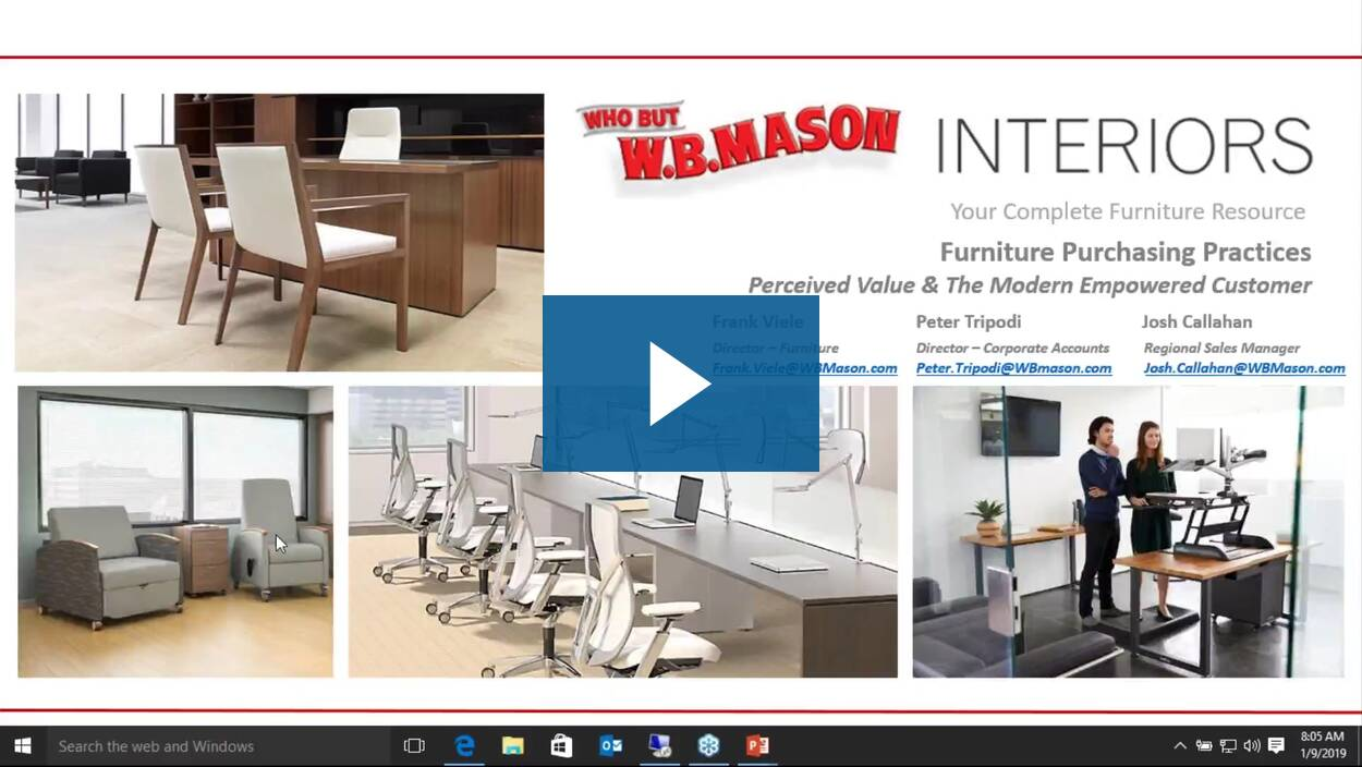 Trends in Health Center Furniture